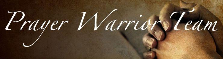 Prayer-Warrior Page Banner